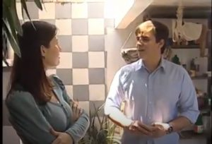 Repórter entrevista CEO da Klin